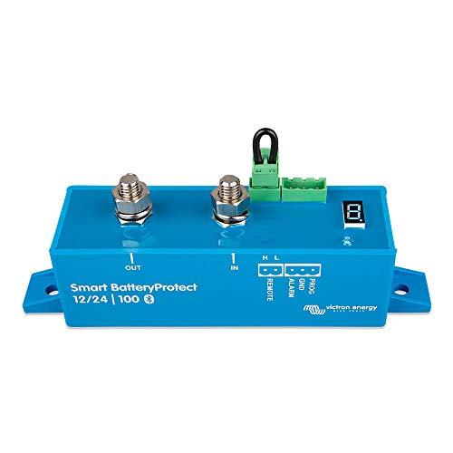 Victron Smart Battery Protect 100A 12V 24V Bluetooth integriert Tiefentladeschutz - Smart-energie-handbuch
