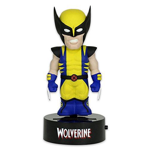 "Figura Marvel Body Knocker/Cuerpo movible ""Wolverine"""