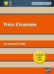 Précis d'économie