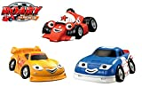 Roary the Racing Car Soft Rubber Bath Squirters 3 Pack - Roary, Tin Top & Drifter
