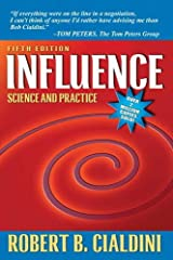 Influence: Science and Practice Broché