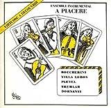 Boccherini : Quintette fandango - Villa-Lobos : Distribution de fleurs...