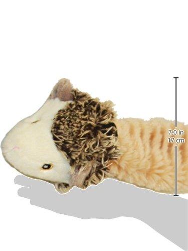 "MULTIPET Bouncy Burrow Buddies Babies Possum Small Dog Toy, 8"" 2"
