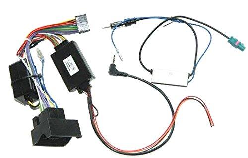 Pioneer Adapter für Lenkradfernbedienung bei VW Sharan (ab Bj. 2006), T5 (Bj. 2005-2010) (Pioneer Lenkrad)