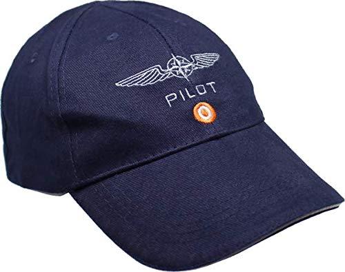 - Pilot Cap Kostüm