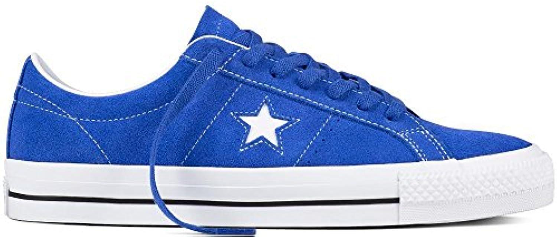 converse unisexe adultes fitness patiner une étoile étoile étoile en daim noir pro ox chaussures b073c4pcd6 parent 073976