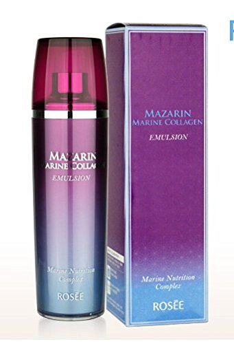 Korean Cosmetics_Rosee Mazarin Marine Collagen Emulsion 120ml