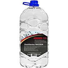 ADAMOL 1896 Destilliertes Wasser 5 Liter