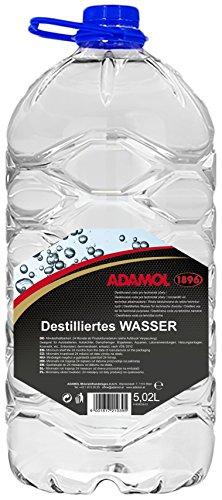 ADAMOL 1896 51635139 Destilliertes Wasser 5.02 L