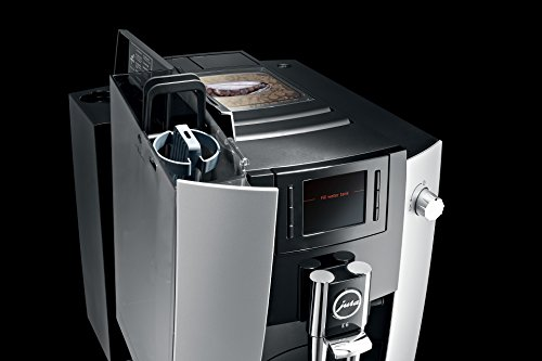 JURA 15079 E6 Espresso Machine, Platinum