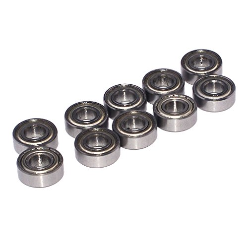 er Set(11x5x4mm ) Bearings für 1/10 RC Auto Buggy Truck (4x4 Rc Truck 1 5)