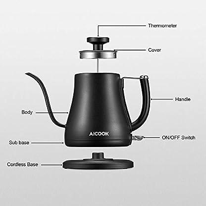 Aicook-Wasserkocher