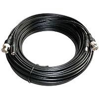 Hyundai - Câble coaxial, connecteurs BNC + alimentation, 30 mètres - câble-BNC-A-30