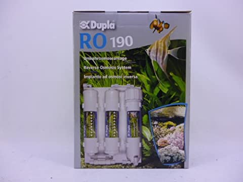 Dupla osmosis system RO 190 Reverse Osmosis, Adapter accessory, conditioning and fighting dogs