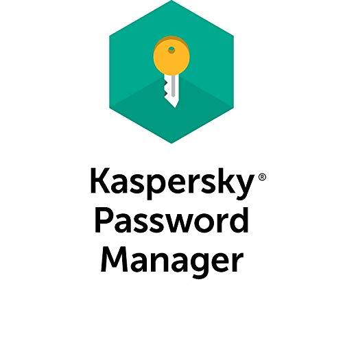 Kaspersky Password Manager | Password Manager  |  1 Benutzerkonto  |  1 Jahr  |  PC/Mac  | Online Code