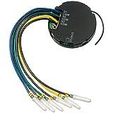 ELV Homematic Komplettbausatz Kontakt-Interface für Öffner und Schließerkontake HM-SCI-3-FM, für Smart Home/Hausautomation