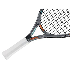 HEAD Kinder Tennisschläger Radical, Schwarz/Orange, 25″