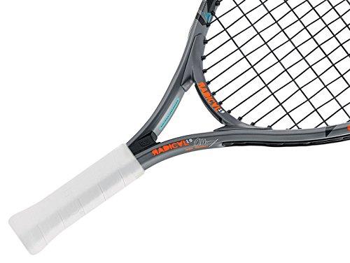 """HEAD Kinder Tennisschläger Radical, Schwarz/Orange, 25"""""""