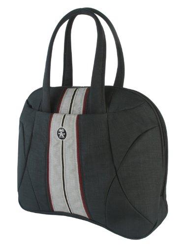 Crumpler Dentist's Wife Large maletines para portátil 38,1 cm (15') Estuche para Dama Plata - Funda...
