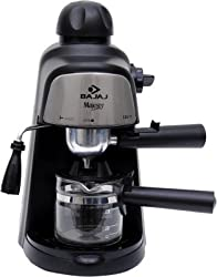 Bajaj Majesty CEX11 0.24-Litre Steam and Espresso Coffee Maker (Black)