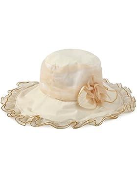 Sombrero De Playa Plegable Sombrero Grande Del Cubo No Viewer Gorra