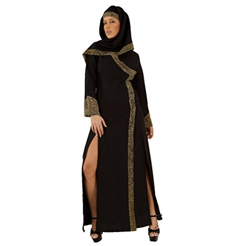 Kostüm Sexy Arabische Schönheit - Unbekannt Kostüm Arabische Prinzessin, Tunika, Gewand Araberin Beduinin (36) (38) (40) (42) (44/46) (L)