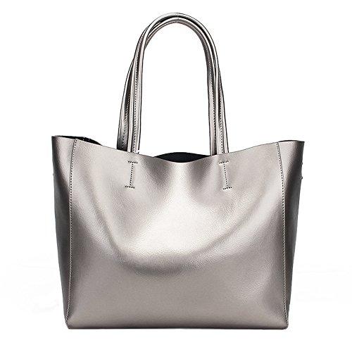 Aibag ,  Damen Tasche silber