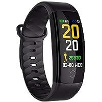 con certificazione IP67 monitor Fitness tracker ID115 con Bluetooth impermeabile per Android e iOS Hangang cardiofrequenzimetro da polso