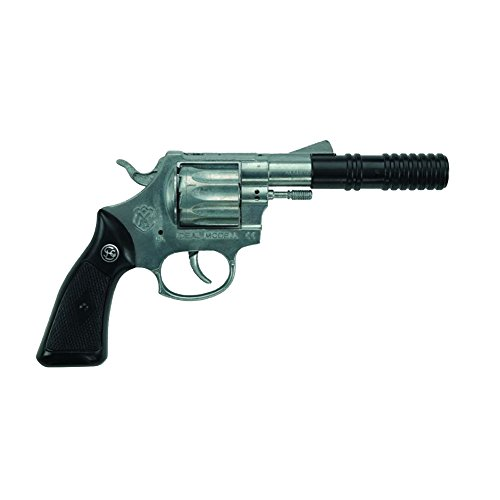 J. G. Schrödel 2043881 - Interpol Speciale 12-Shot a Tester di Pistola, 17 cm