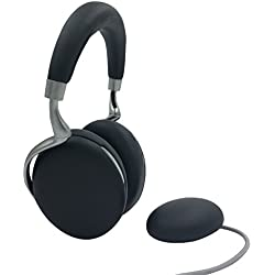Parrot Zik 3 by Starck Casque audio Bluetooth, chargeur à induction inclus Noir Grené