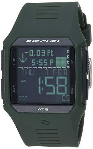 Rip Curl Rifles - Reloj de Corbata - Militar
