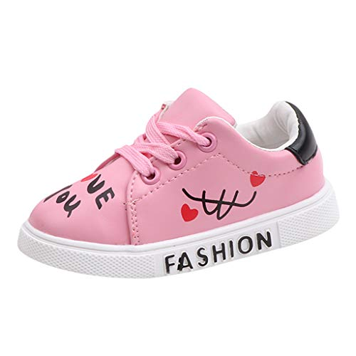 Ballerina Butterfly Kostüm - Alwayswin Baby Jungen Mädchen Sneakers Mode Freizeitschuhe Flache Schuhe Bequem Schnürschuhe Boots Beiläufige Sport Turnschuhe Outdoor rutschfest Sportschuhe Student Schuhe