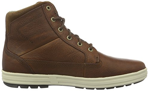 Camel Active Laponia 11, Baskets Basses Homme Marron (Brandy/Tobacco 13)