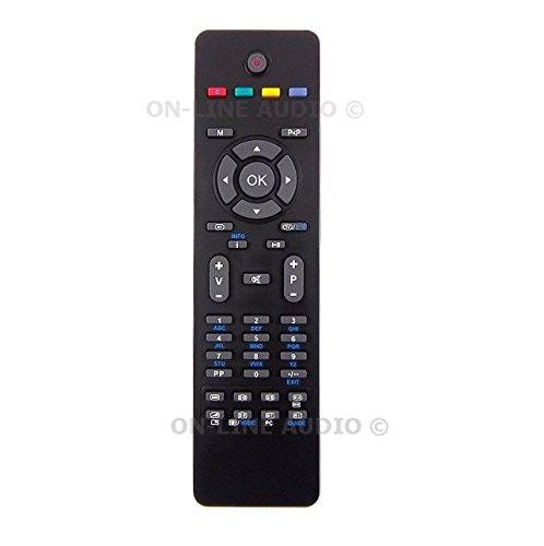 Véritable Rc-1205télécommande de télévision pour Hitachi spécifiques TV modèles