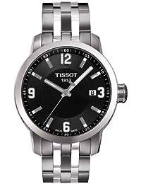 Tissot Herren-Armbanduhr Analog Quarz Edelstahl T055.410.11.047.00