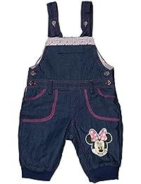 Mädchen CORD-HOSE BABY-HOSE GEFÜTTERT Spiel-Hose rosa Minnie Mouse Motiv