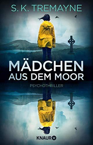 Buchcover Mädchen aus dem Moor: Psychothriller