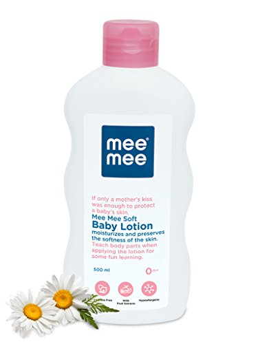 Mee Mee Baby Lotion (With Fruit Extracts- 500 ml)