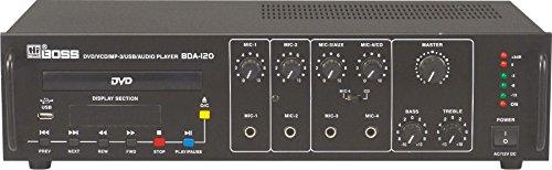 Hitone Boss Boss DVD/USB amplifier BDA-120 (120 watts RMS)