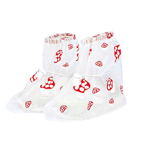 Umfasst Wasserdichte Schuhe Für Kinder. Deckt Wasserdichte Schuhe Ab, Webla, Wasserdichte Schuhabdeckung Für Kinder Regenschuhabdeckung, Pve L Multicolor (L)