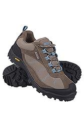 Mountain Warehouse Scaffel Αδιάβροχο IsoGrip Γυναικεία Παπούτσια Περπάτημα  Παπούτσια Αναπνεύσιμο Άνετο Βροχοπέδιλα Camping Trekking Μπεζ 39 8c4f88c02c7