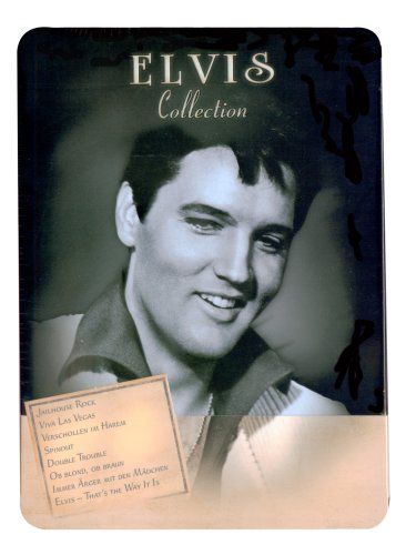 Bild von Elvis - Collection (8 DVDs) Metallbox