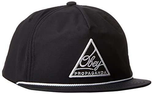 ntred Snapback Cap (Caps Obey)