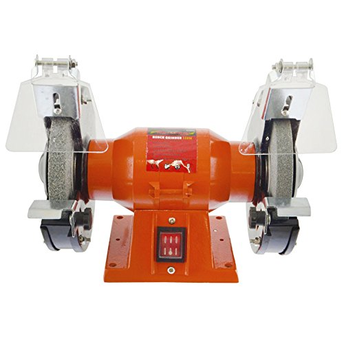 150mm esmeriladora banco taller eléctrico 230v 150w