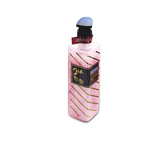 DOUBLED Fragrance Body Feuchtigkeitsspendendes Duschöl, Ultra-pflegendes, lang anhaltendes Duft-Schönheitsbadeöl für Frauen und Männer, 280 ml