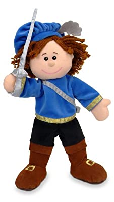 Tellatale Prince marioneta de mano por Fiesta Crafts Ltd
