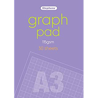Stephens A3 Graph Pad