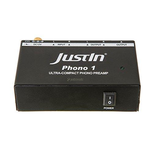 JustIn Phono 1 Plattenspieler Vorverstärker