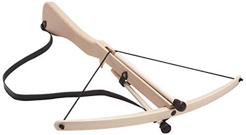 Fantashion W 181 Holzarmbrust klein mit Zwei Pfeilen