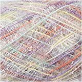 50g Creative Bubble Print - Farbe 02 - Pastell Mix - das innovatives Schwammgarn jetzt auch als Farbmix